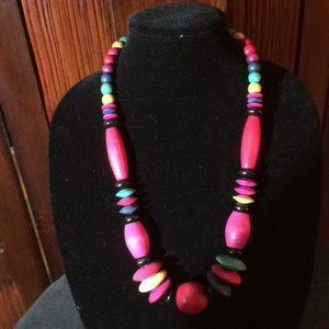 Jewelry Necklace very Colorer